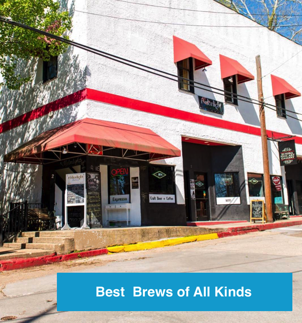 craft beer and coffee venue